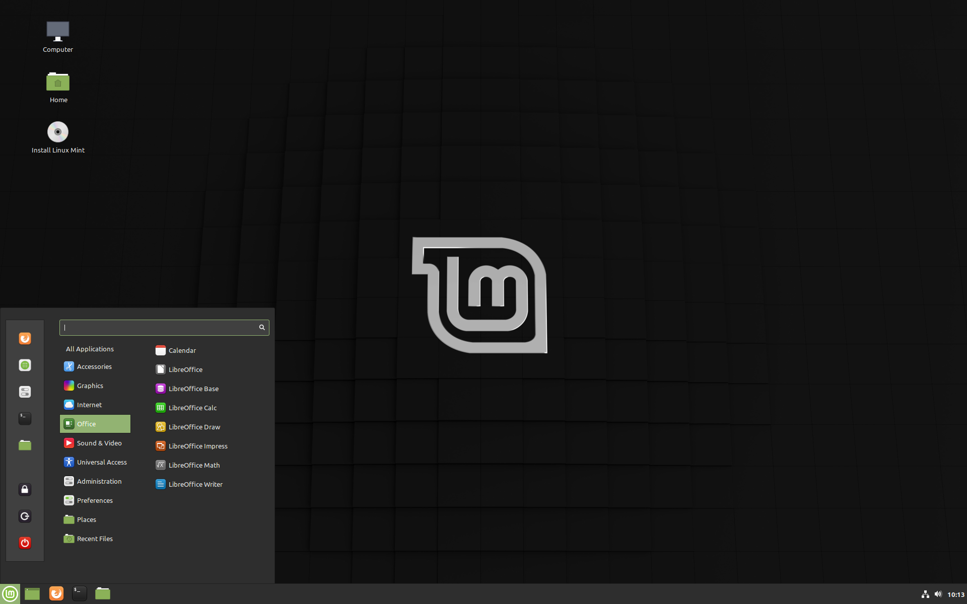 Cinnamon, Bogdan Ciocoiu, Linux interface desktop