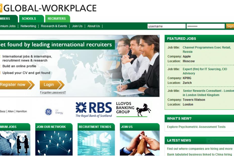 QS Global Workplace - Bogdan Ciocoiu