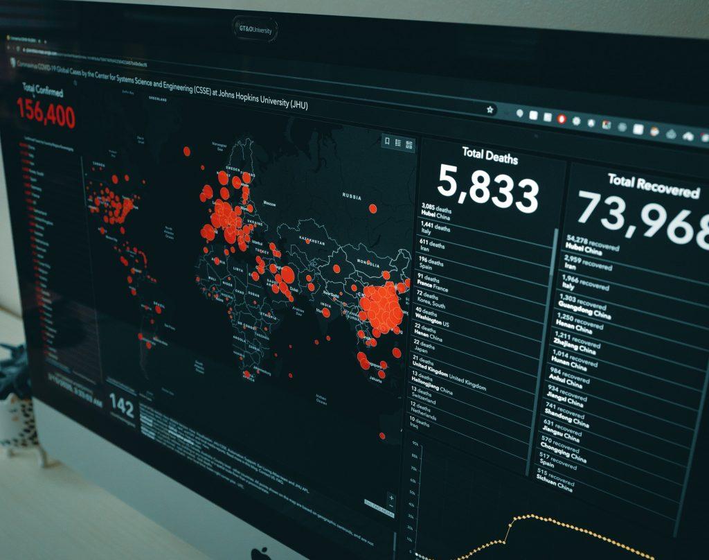 Reporting management and dashboard design - Bogdan Ciocoiu